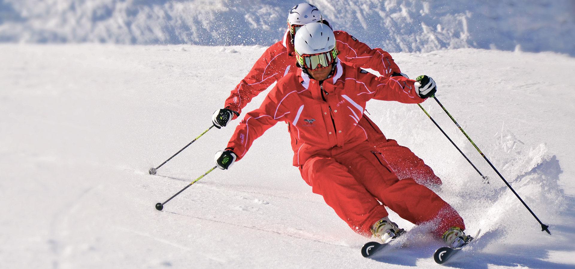 Ski Snowboard Snow Sports Instructor Training Lizum 1600