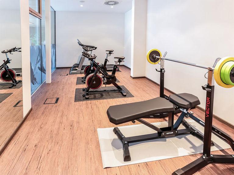 Lizum 1600 Fitnessraum