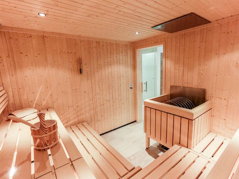 Lizum 1600 Sauna