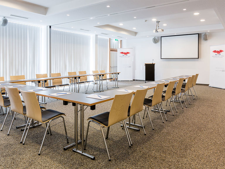 Lizum 1600 seminar room
