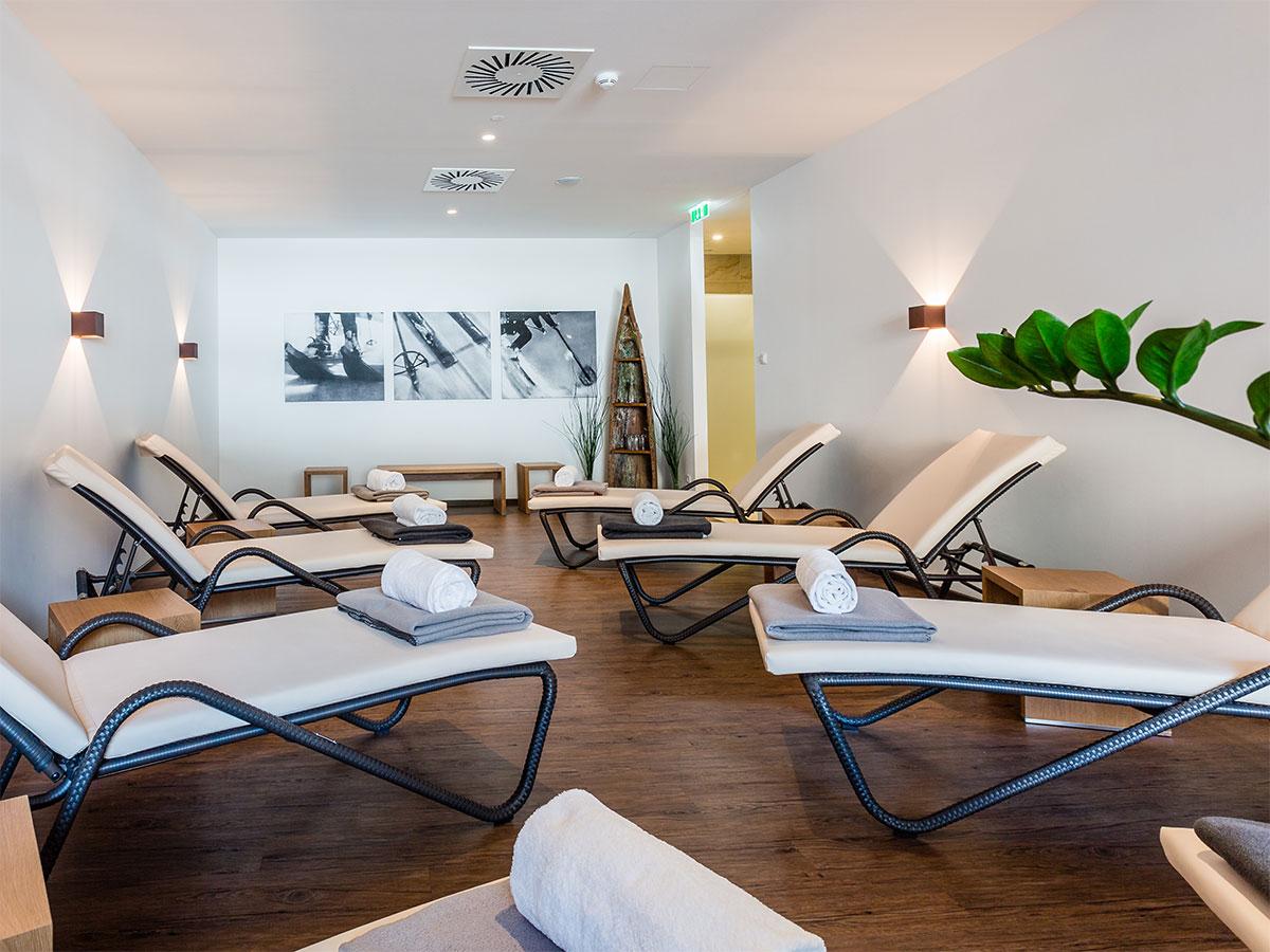 Hotel in der axamer lizum zimmer hier buchen bistro for Design hotel lizum 1600